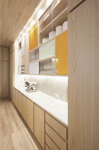 Bis unters Dach Küche Pinterest Dachs, Küche und Moderne küche - wohnideen unterm dach
