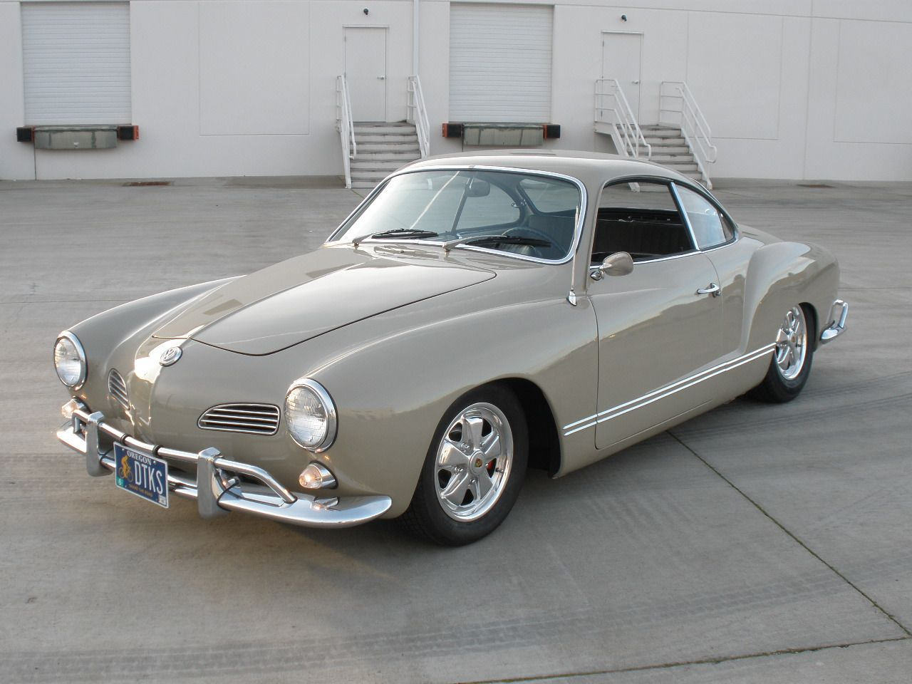 Fancy vw karmann ghia restoration by house of ghia volkswagen