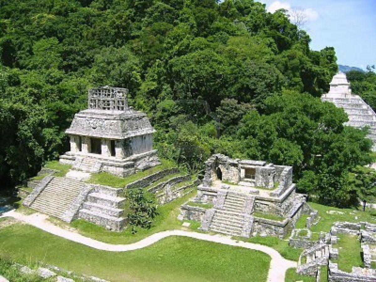 Image detail for -Palenque Mayan Ruins Maya Monuments Chiapas Mexico Royalty Free Stock ...