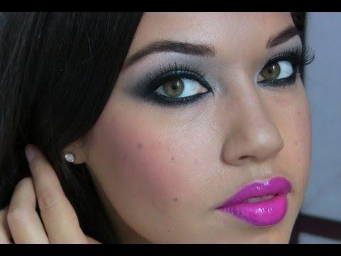 kim kardashian smokey eyes makeup tutorial  eye makeup