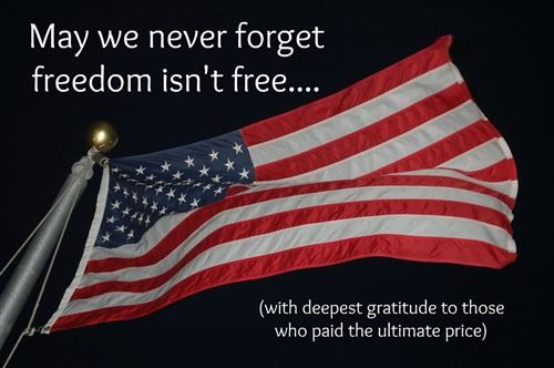 "Memorial Day Quotes And Sayings Facebook Memorial Day Qoutes  Meaning Memorial Day ""thank You ."