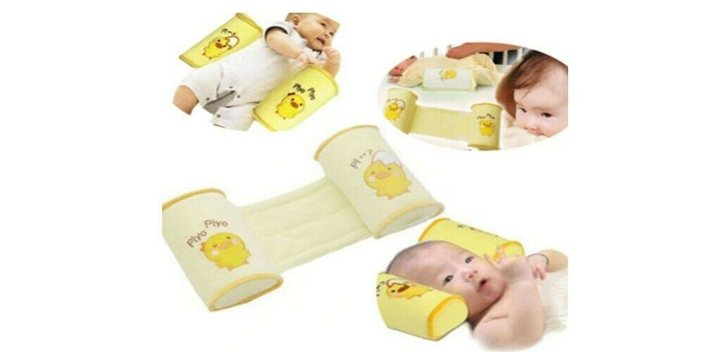 Details About Us Baby Newborn Pillow Infant Sleep Cushion Anti Roll Support Prevent Flat Head In 2020 Baby Sleep Positioner Newborn Pillow Newborn Sleep Positioner