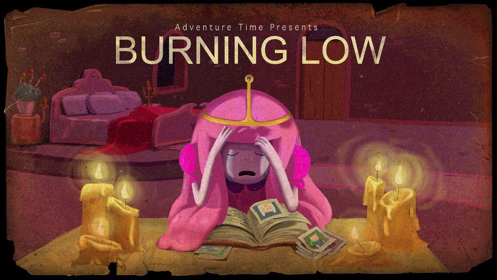 Poor Princess Bubblegum Dibujo Animado Adventure Time Arte De Adventure Time Aventura