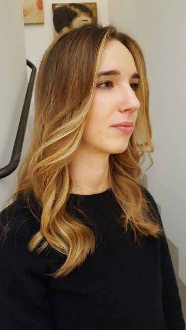 CENTRO  DEGRADÉ CONSEIL PORDENONE Lucia De Marco  #cdc #centrodegradeconseil #hairstyle #glamour #beautiful #hair #fashion  #sfumature #longhair #hair #makeup