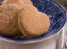 Polvorones cookie recipe