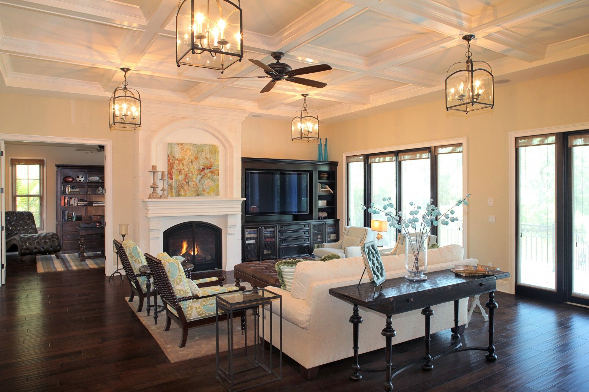 Our great room gallery is a collection of inspiring designs from