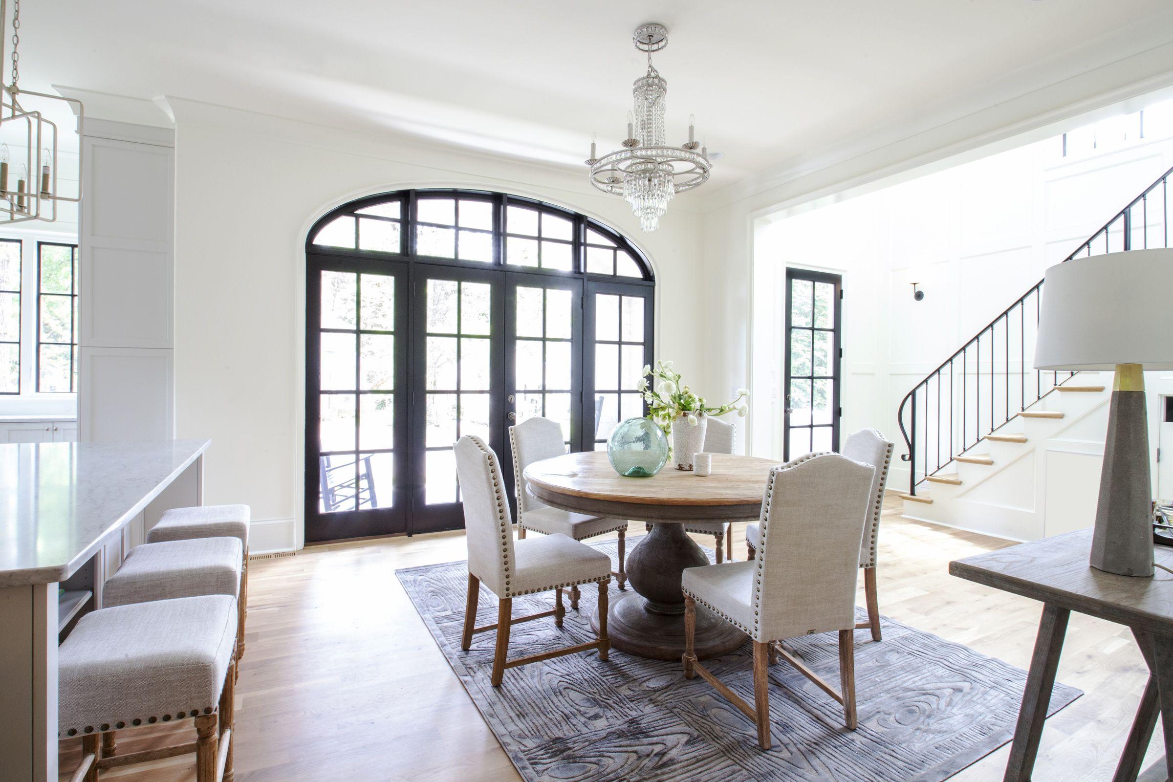 stilvoll gestaltete esszimmer stehen hoch im trend, interior design by lisa sherry interieurs, Innenarchitektur