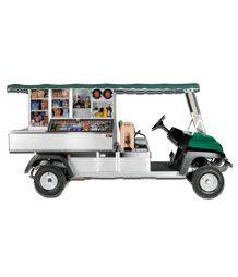 Golf Cart Customizers Colorado Food Beverage Food Carts