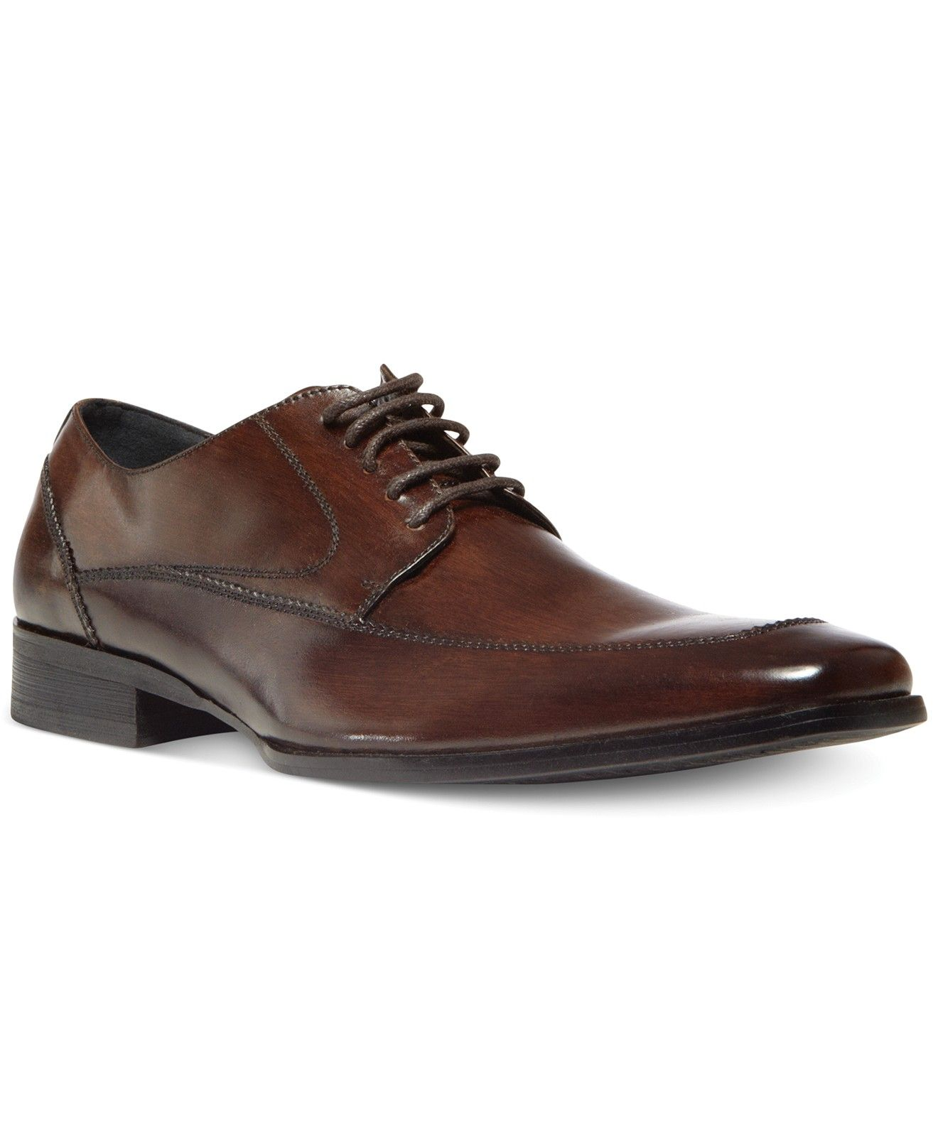 Steve Madden Sayge Lace-Up Dress Shoes - All Men's Shoes - Men - Macy's