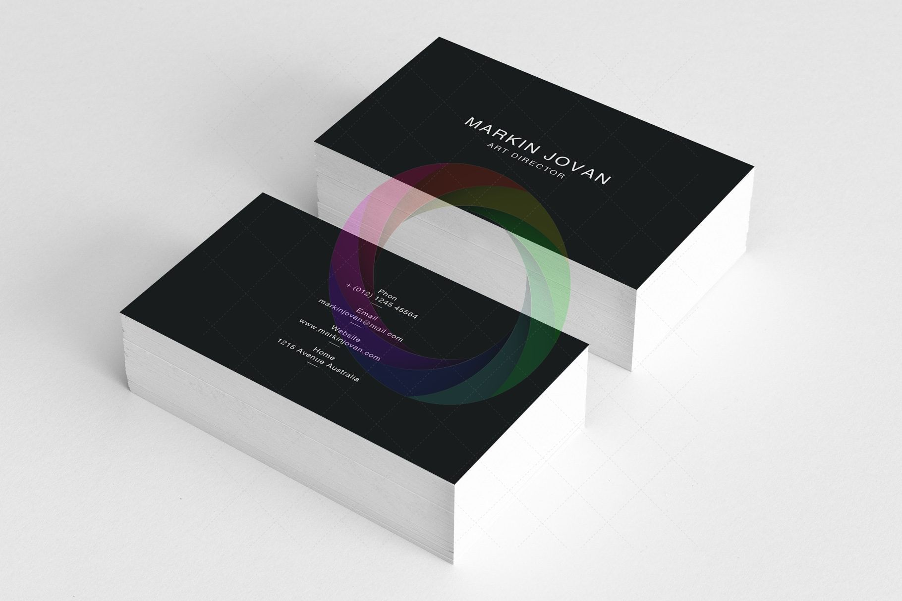 Classic Business Card Design Graphic Templates Classic Business Card Design Classic Business Card Business Card Design