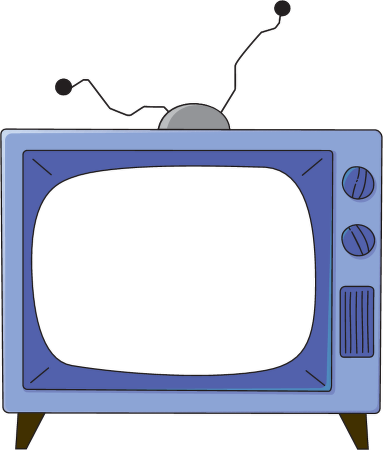 Old Television Png Image Television Movies And Tv Shows Fountain Pens Writing