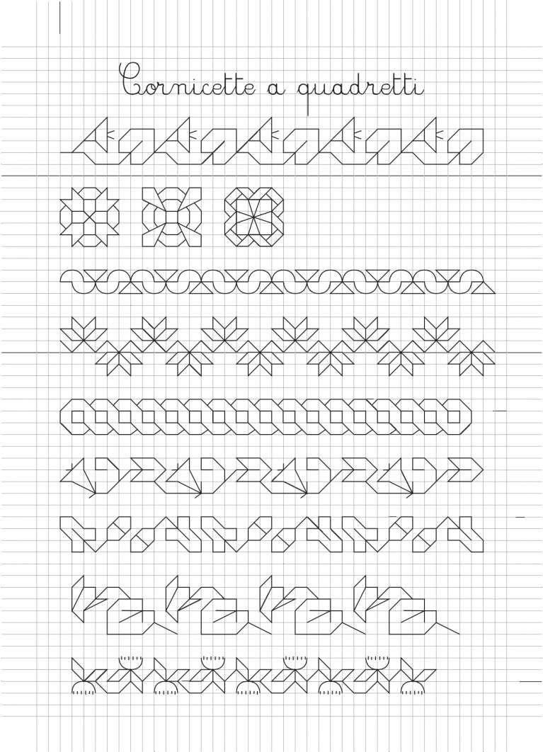 Cornicette per bambini foto 22 41 pourfemme caligrafia - Numero di fogli di lavoro per bambini ...