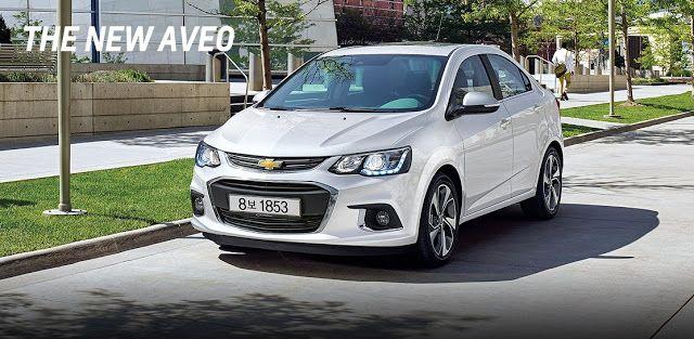 Hnh Nh Mi Nht Ca Xe T Chevrolet Aveo 2017 Sonic