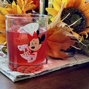 A cocktail that's awesome to the core! In today's Foodie Friday article, we're sharing our Ottawa Apple recipe from Epcot's Canadian Pavilion. #DisneyWorld #WaltDisneyWorld #DisneyRecipe #Epcot