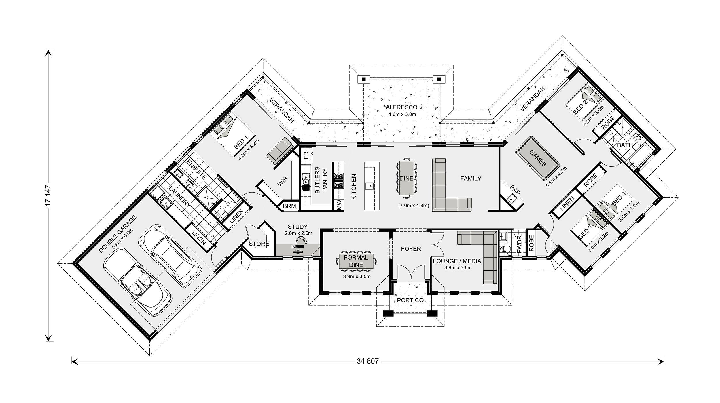 Montville 462, Home Designs in Sunshine Coast North | G.J. Gardner ...