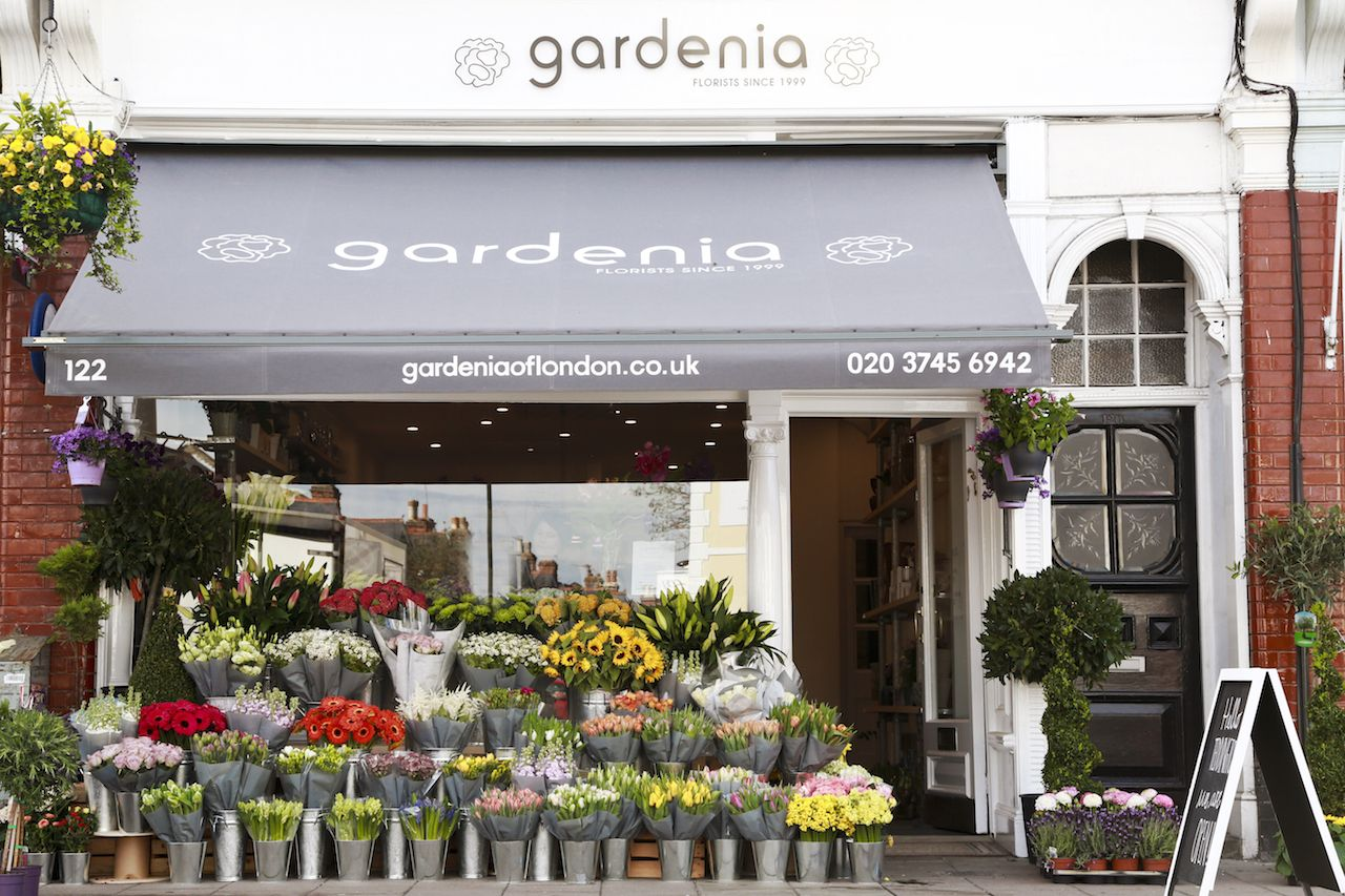 Simply Hospitality We Love Local Gardenia Of London