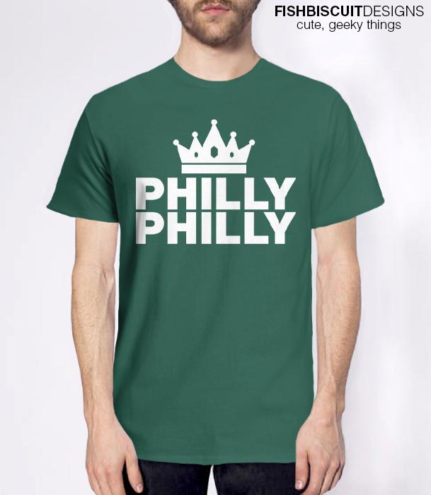 Philly Philly T-Shirt Philadelphia Eagles shirt. Conference Champions Super  Bowl football shirt. 7f70cb991