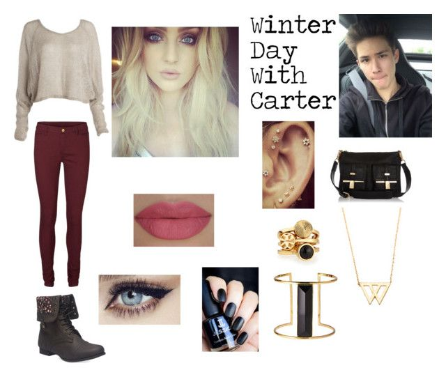 October 1 2015 Rachel Cericola 1 Comment: 4- Winter Day With Carter Reynolds