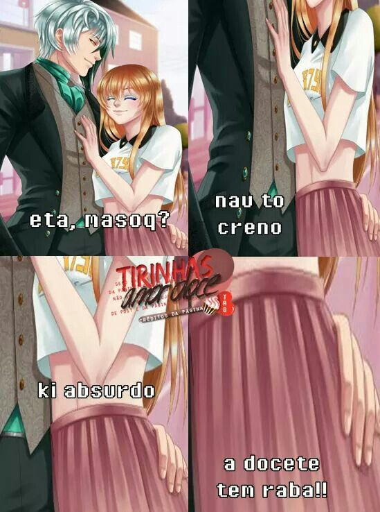 Pin De Mitsuki Moon Em Memes Eldarya E Amor Doce Fanfic Amor