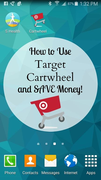 How to Use the Target Cartwheel App and Save a Ton Money
