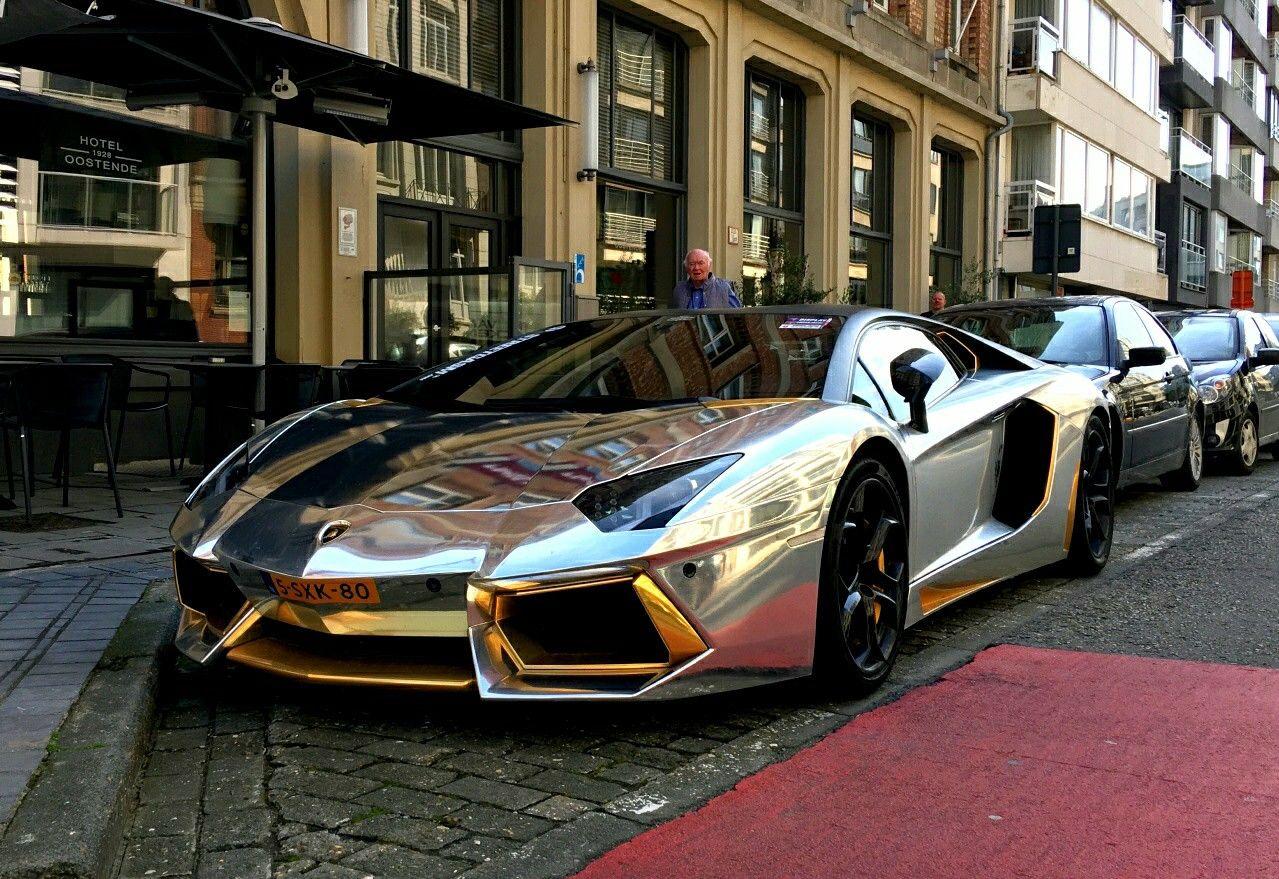 Silver #aventador · Flying CarFast CarsLamborghini