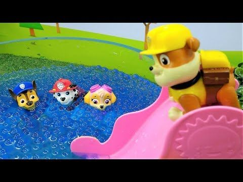 Paw Patrol 🐾 Kids Videos U0026 Games For Kids With Toys 🐶 Paw Patrol Toys.