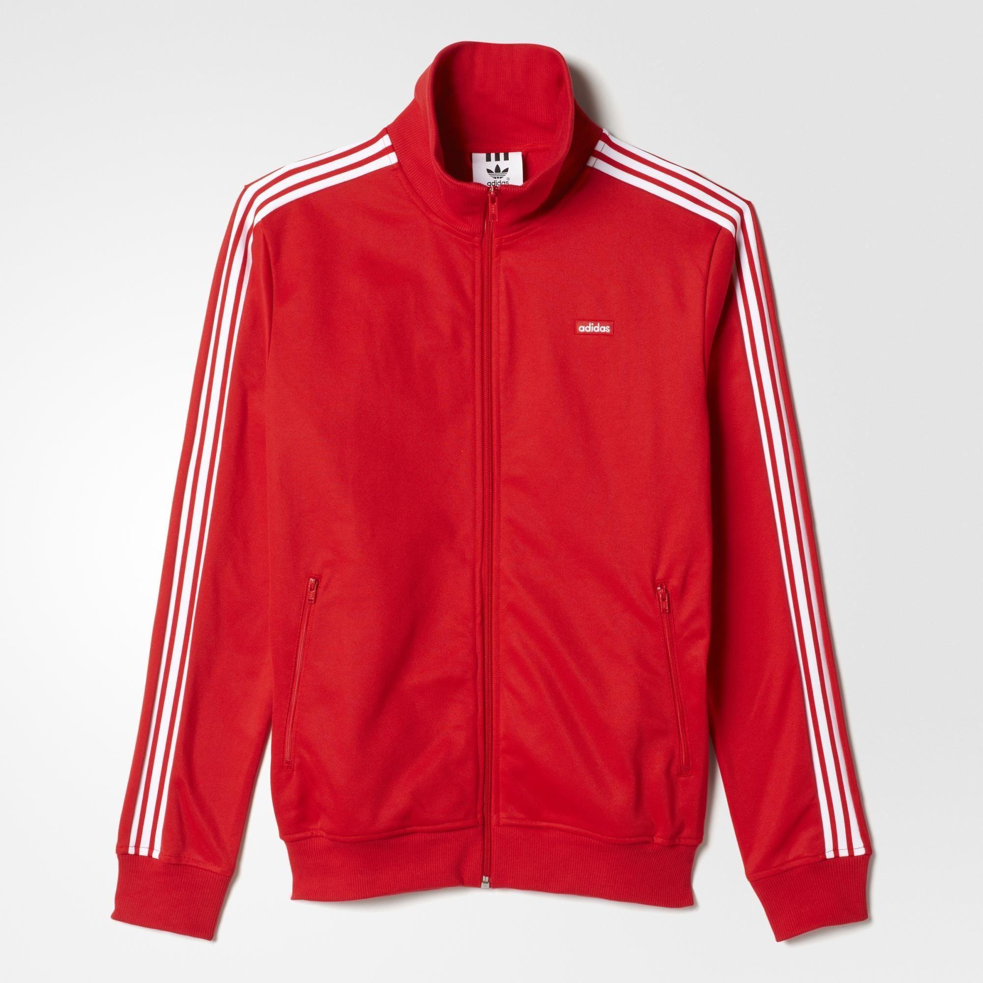 Originals Mexico Beckenbauer Hombre Adidas Red Chamarra HX5xqZw7Pa