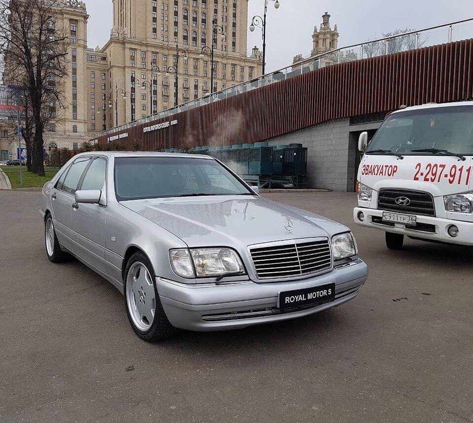 Mercedes Benz S600 7 0 Amg W140 Mercedes Benz Mercedes