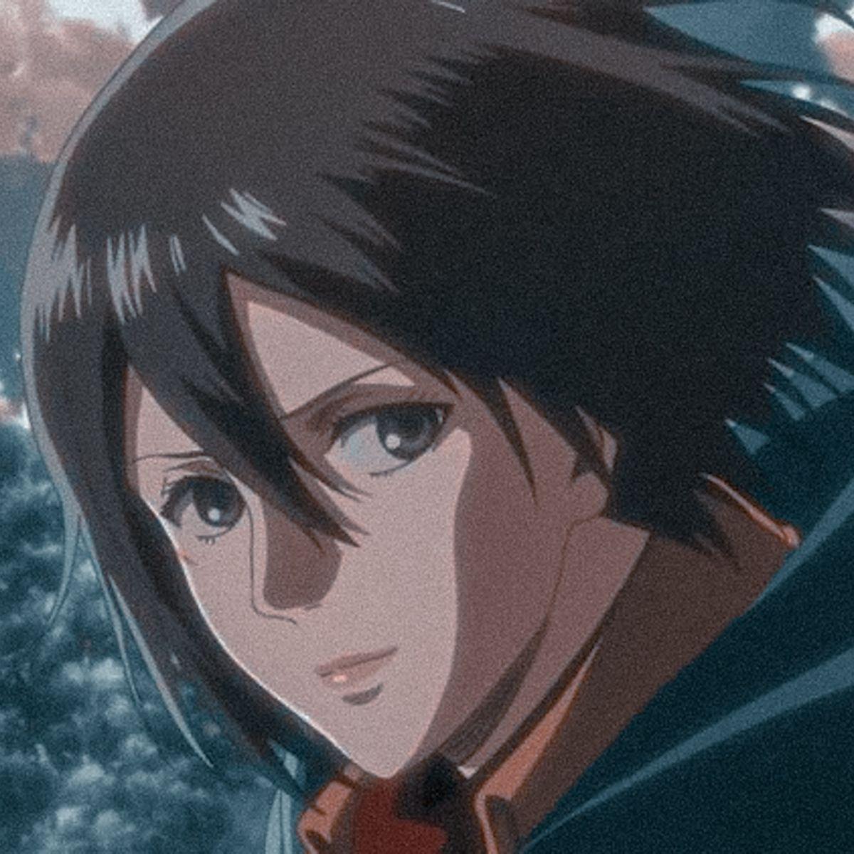 anime mikasa icons in 2020 Anime, Art, Icon