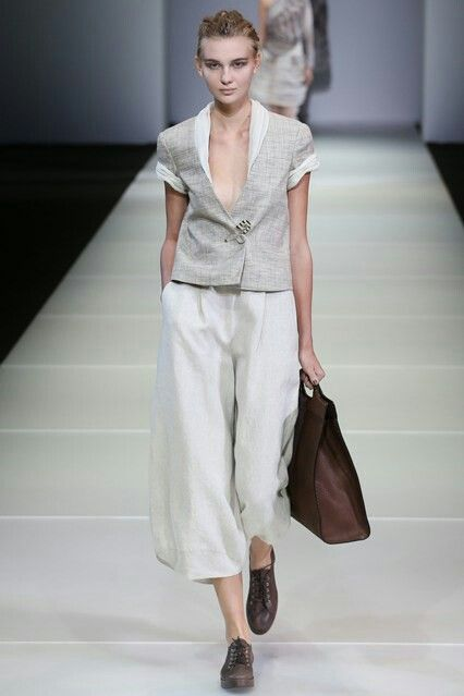 Giorgio Armani Spring/Summer Ready to Wear 2015