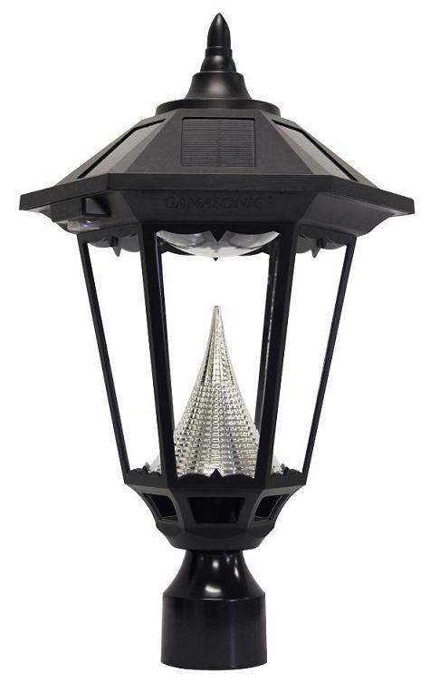 Windsor Solar Lamp Post Light With 3 Base Adapter Outdoor Post Lights Solar Lamp Post Lamp Post Lights
