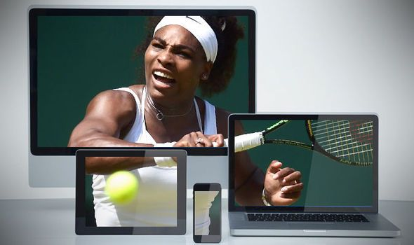 Watch Serena Williams v Kerber online FREE  How to stream Wimbledon 2016 Ladies Final