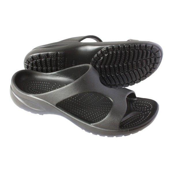 Sandales d'été ultralégères noires