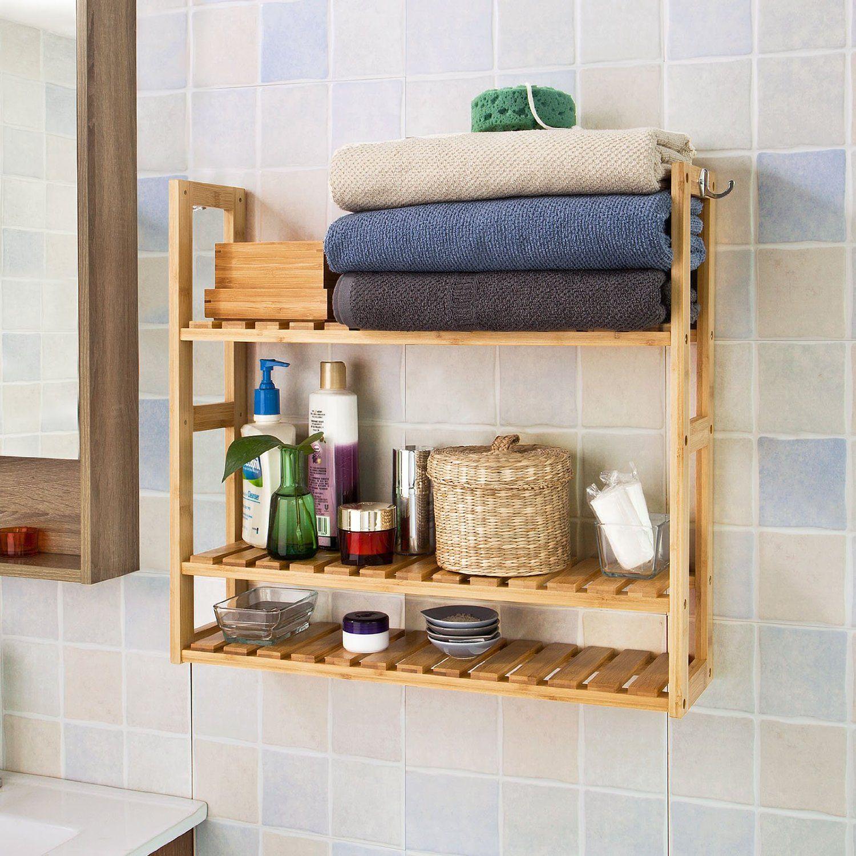 Mensole Da Parete Cucina sobuy® mensola da parete, scaffale pensile, mensola da bagno