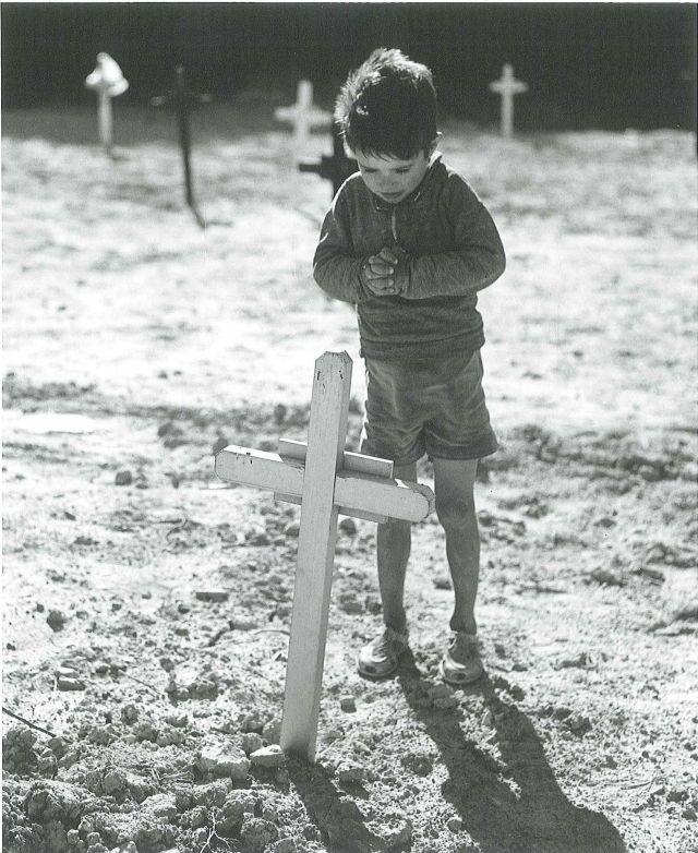 Eugeni Forcano, Fosas Comunes, Cementerio de Montjuic, 1963