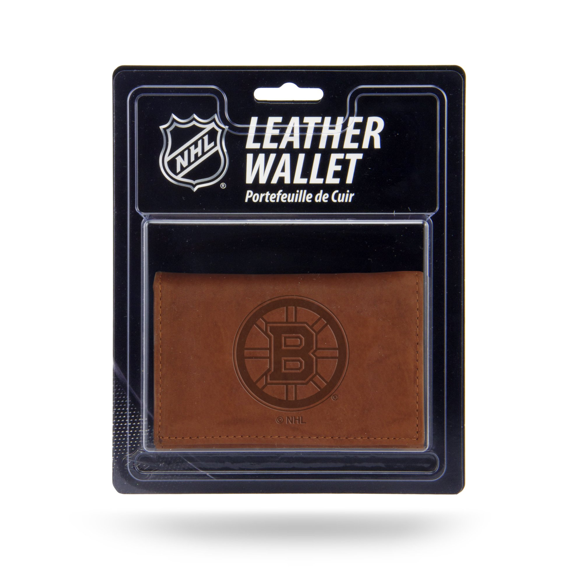 b4460b6a7596 Boston Bruins Leather Embossed Trifold Wallet~ backorder   Products ...