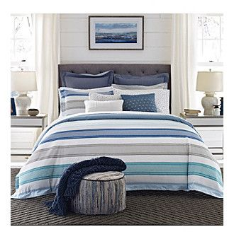 Tommy Hilfiger® Westbourne Reversible Comforter Set