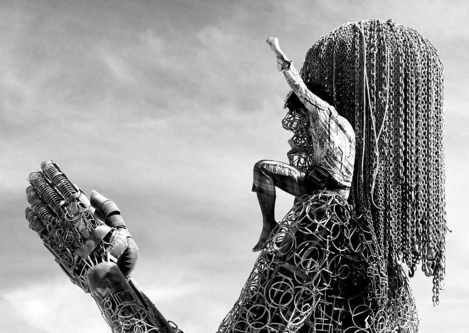 50 of the coolest Burning Man art installations ever