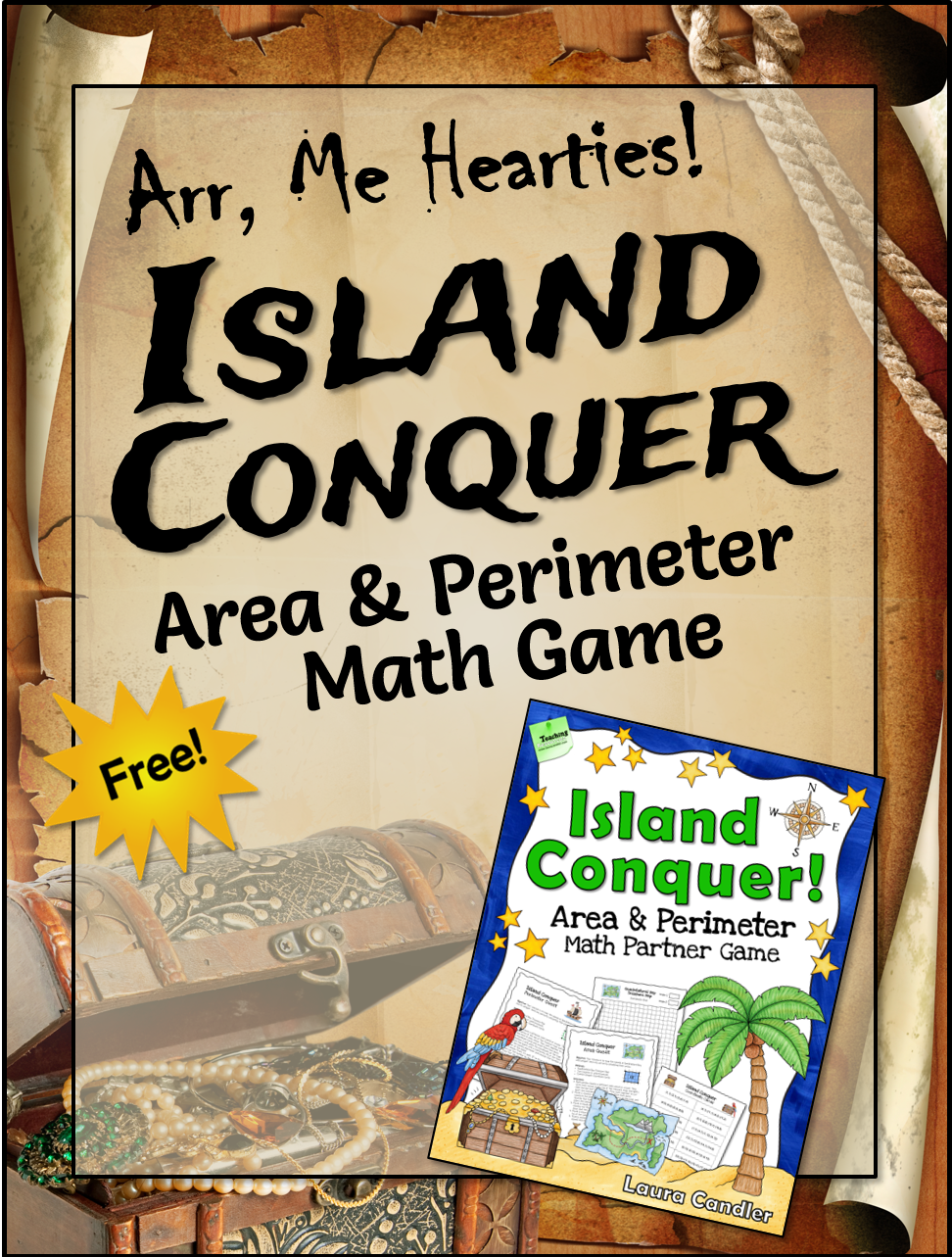 Arr, Me Hearties! Island Conquer Gets a Pirate Makeover