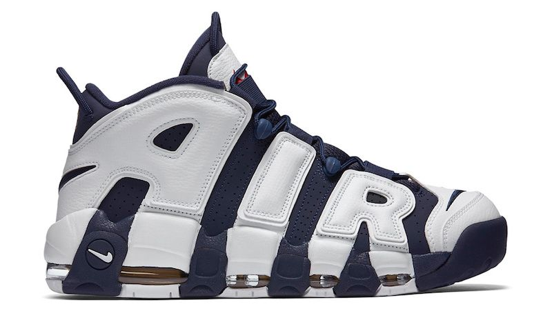 "41653875805e8 New Men Footwear. Scottie Pippen Thought The Nike Air More Uptempo Was  ""Arrogant"" The First Time He Saw It"