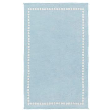 Lamoine Kid's Rug 3'3x5'3 Pale Blue - Surya