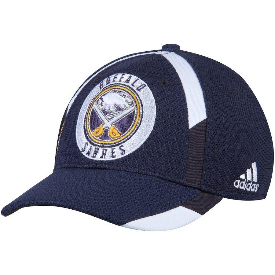 watch 6f977 917d2 Men s Buffalo Sabres adidas Navy Practice Jersey Hook Flex Hat, Your Price    25.99