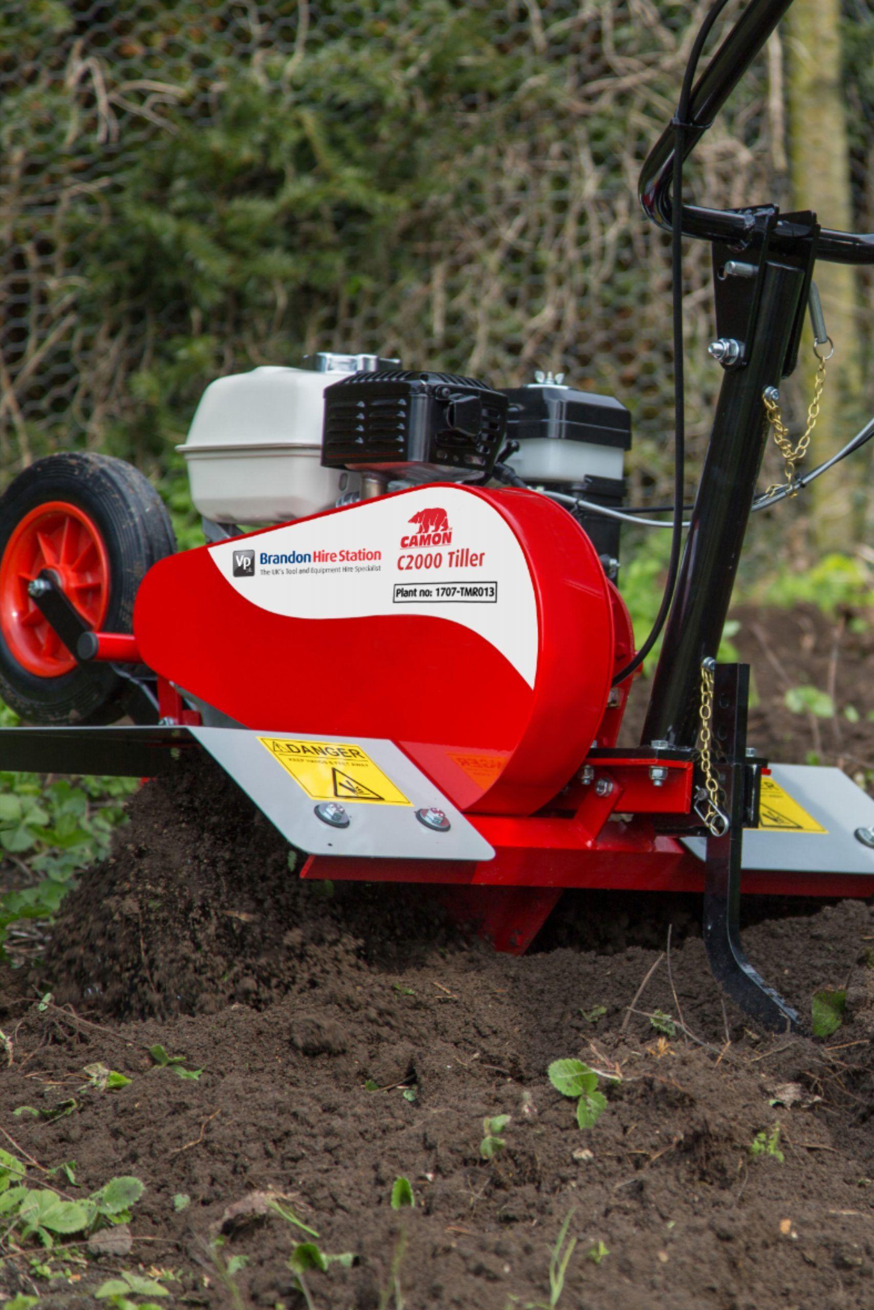 Cultivator Tiller Hire Petrol Cultivator Hire Petrol Tiller In 2020 Tiller Garden Cultivator Working Area