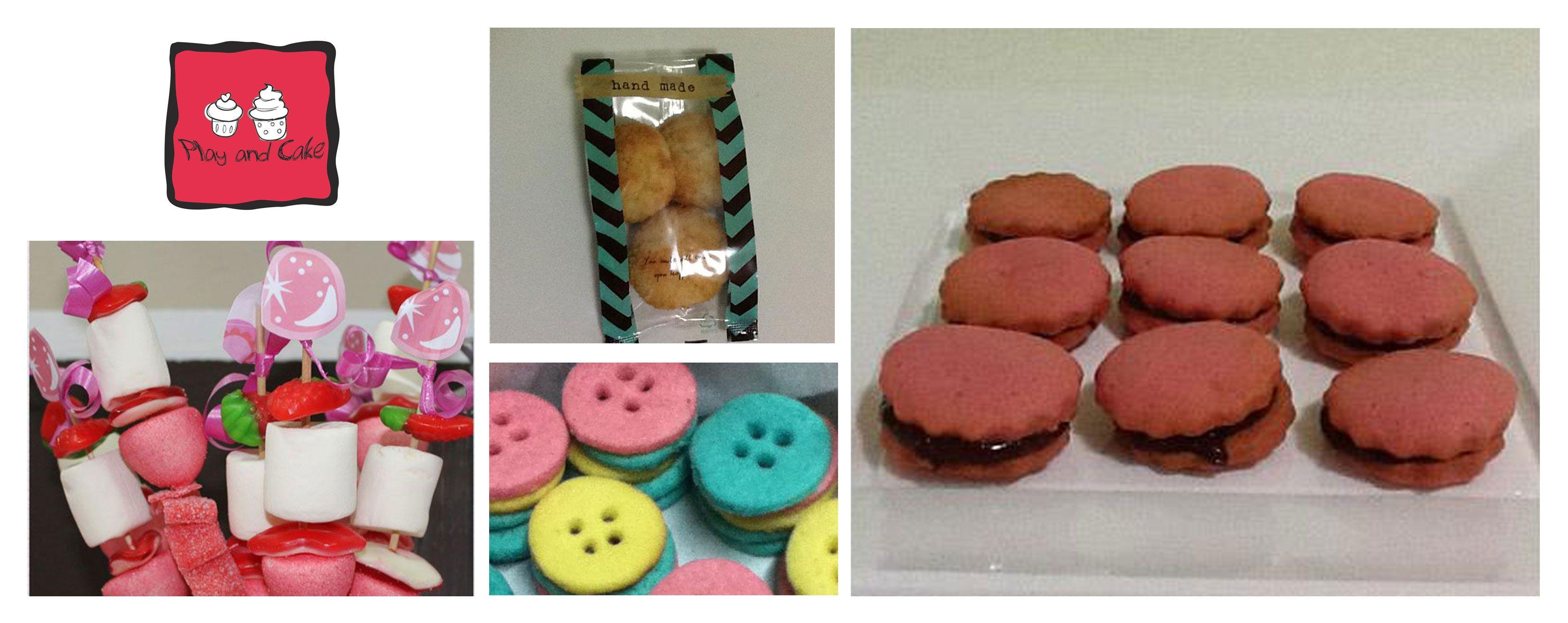 PLAY AND CAKE  mini-empresa (por el momento) de ¡Celebraciones a domicilio!