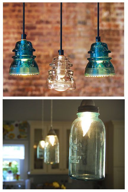 Antique insulator pendant lights and blue mason jar lights ideas antique insulator pendant lights and blue mason jar lights aloadofball Image collections