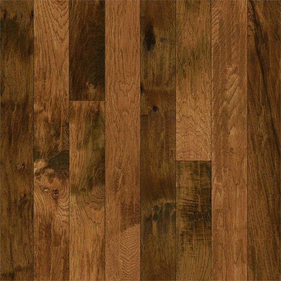 Love This One Bruce America S Best Choice 3 25 In W Prefinished Hickory Hardwood Flooring Yukon Gold Hardwood Floors Solid Hardwood Floors Hardwood