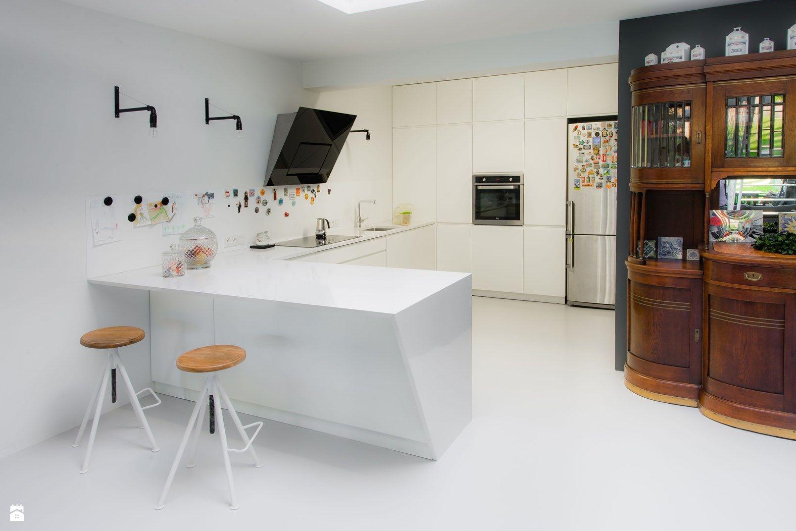 Kuchnia styl Eklektyczny - zdjęcie od BRO.KAT - Kuchnia - Styl Eklektyczny - BRO.KAT