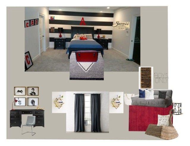 Pre-teen boy\u0027s room\