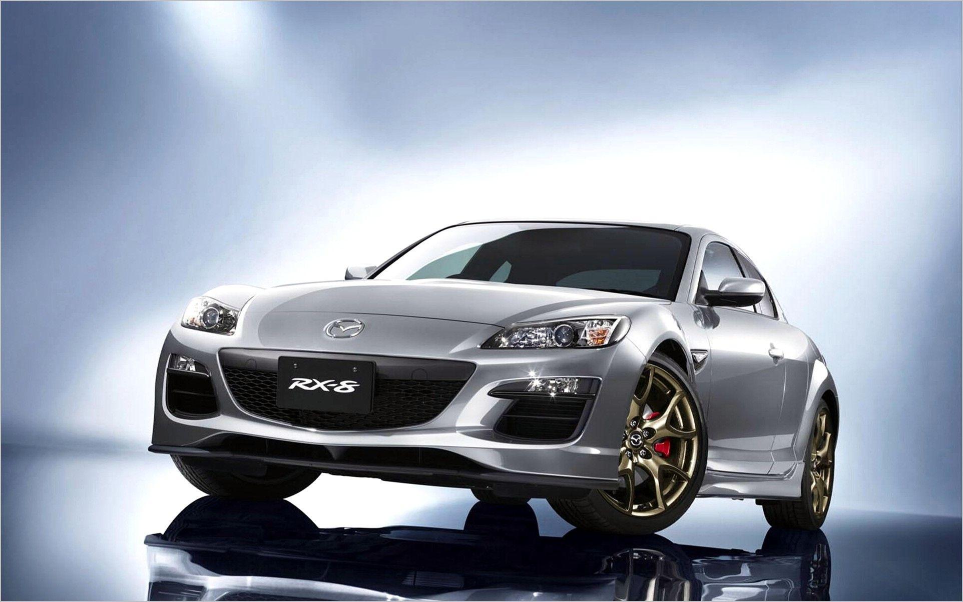4k Wallpaper Mazda Rx 8 Concept In 2020 Mazda Car Covers Car