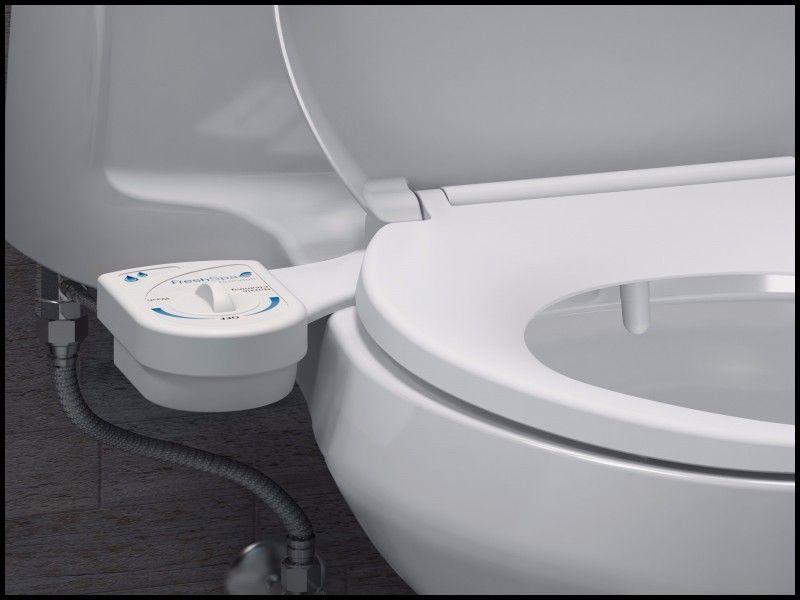 Spa Toilet Seat : Freshspa easy bidet toilet attachment walmart